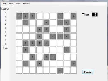 Sudoku in C#