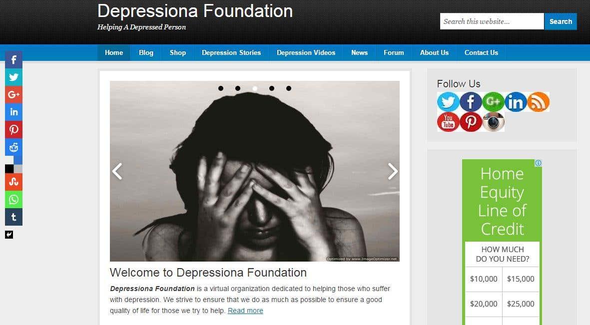 Wordpress Site/eCommerce Site Design