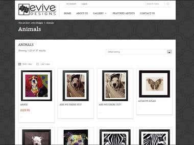 Evive Design