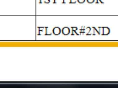 Copy Excel data and paste in Excel file in correct format