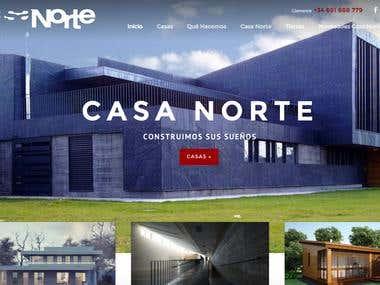 Web Casa Norte