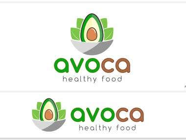 Avoca Logo Design