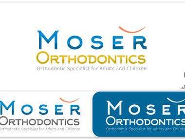 Moser Logo Design