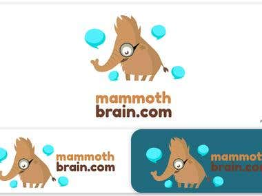 Mammoth Logo Design