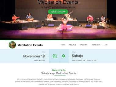 meditationevents.org