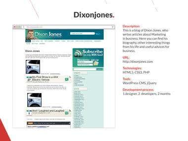Dixonjones
