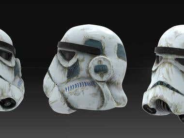 storm trooper 3d