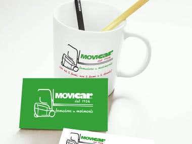 Mockup per gadget promozionali