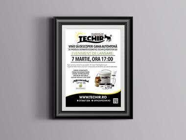 Techir - Romanian cosmetics Brand