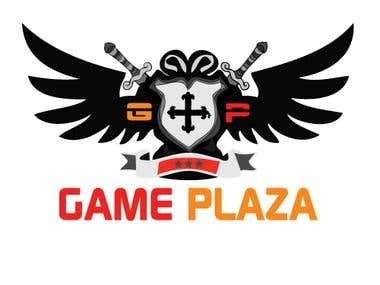 Game Plaza - Logo Designing