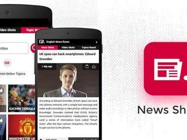News Shots-Short News, Videos & Topics