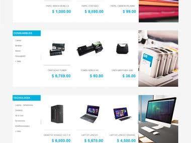 Office Digit E-Commerce ( Design & Development)