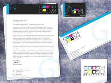 Goody Goody Designers (Corporate Identity Kit)