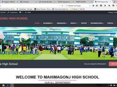 mahimagonjhs.com