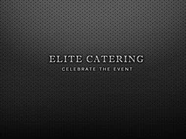 Logo - Elite Catering