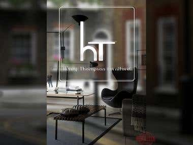 Henry Thompson Furniture - Logo, Branding, CI, Catalog, Web