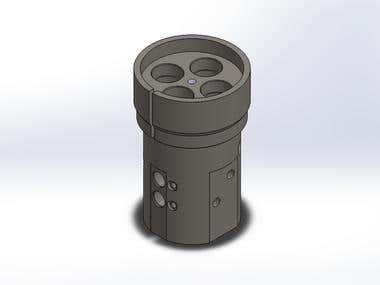Hydraulic Laod Fixture
