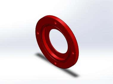 Motor Seal Plate