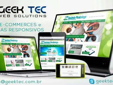 Web Site Igreja Betania Piratininga