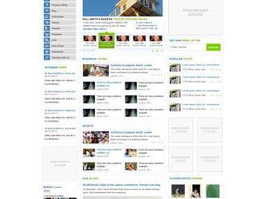 Modeoo.com - A Burmese Multilingual online portal