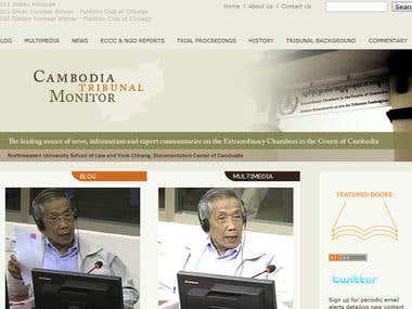 Nonprofit Website Conversion Joomla to Drupal
