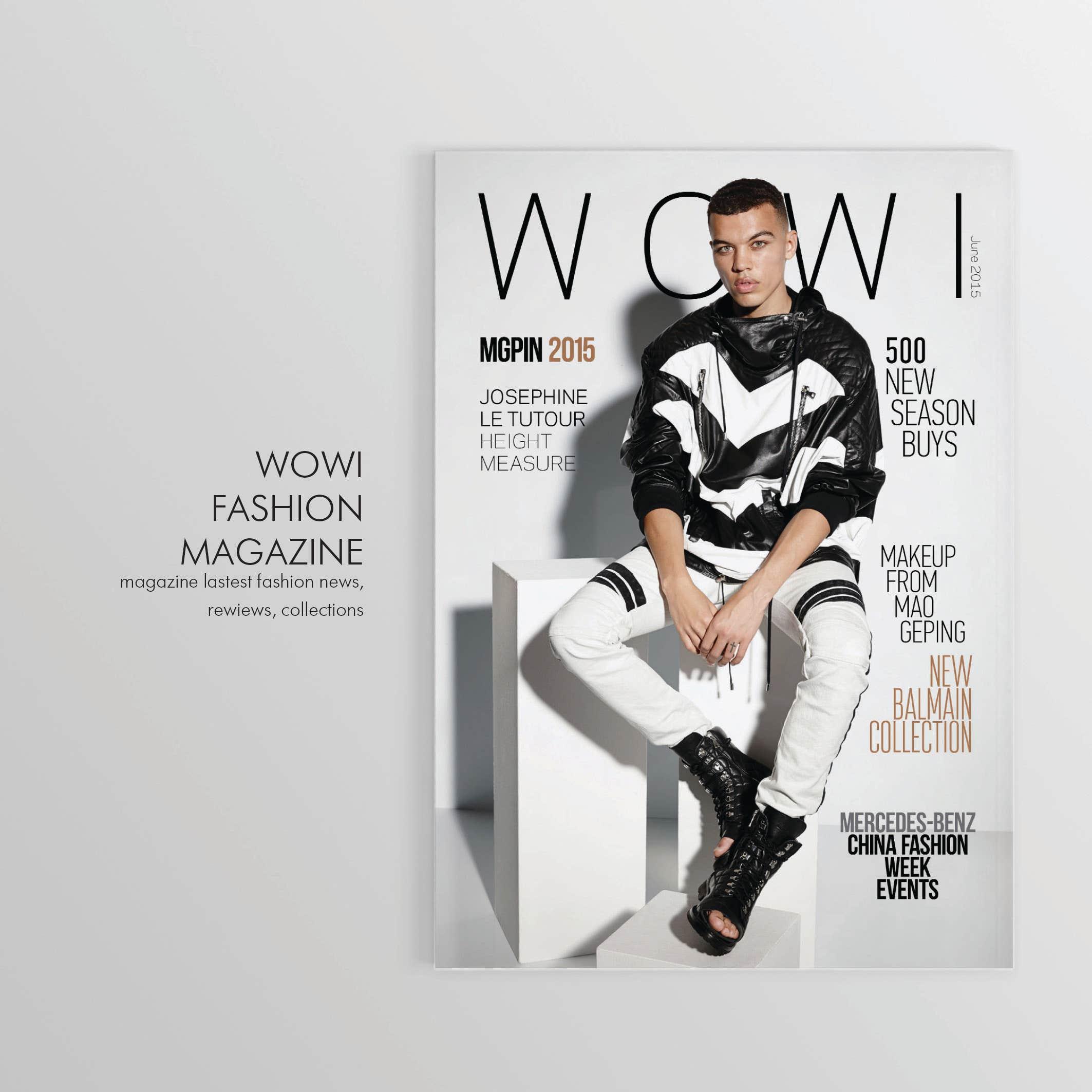 WOWI Fashion magazine