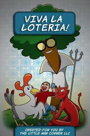 Viva La Loteria - Android app