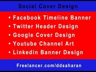Social Cover Design
