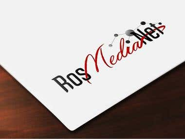 Logo. RosMediaNet company