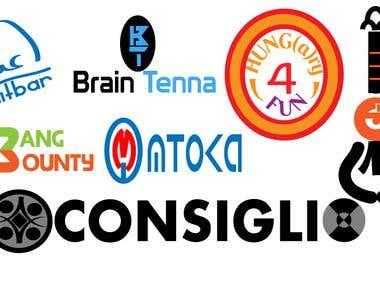 My freelancer\'s logos