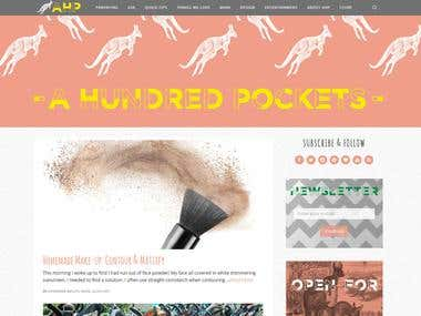 ahundredpockets.com
