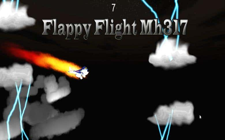 Flappy Flight MH370