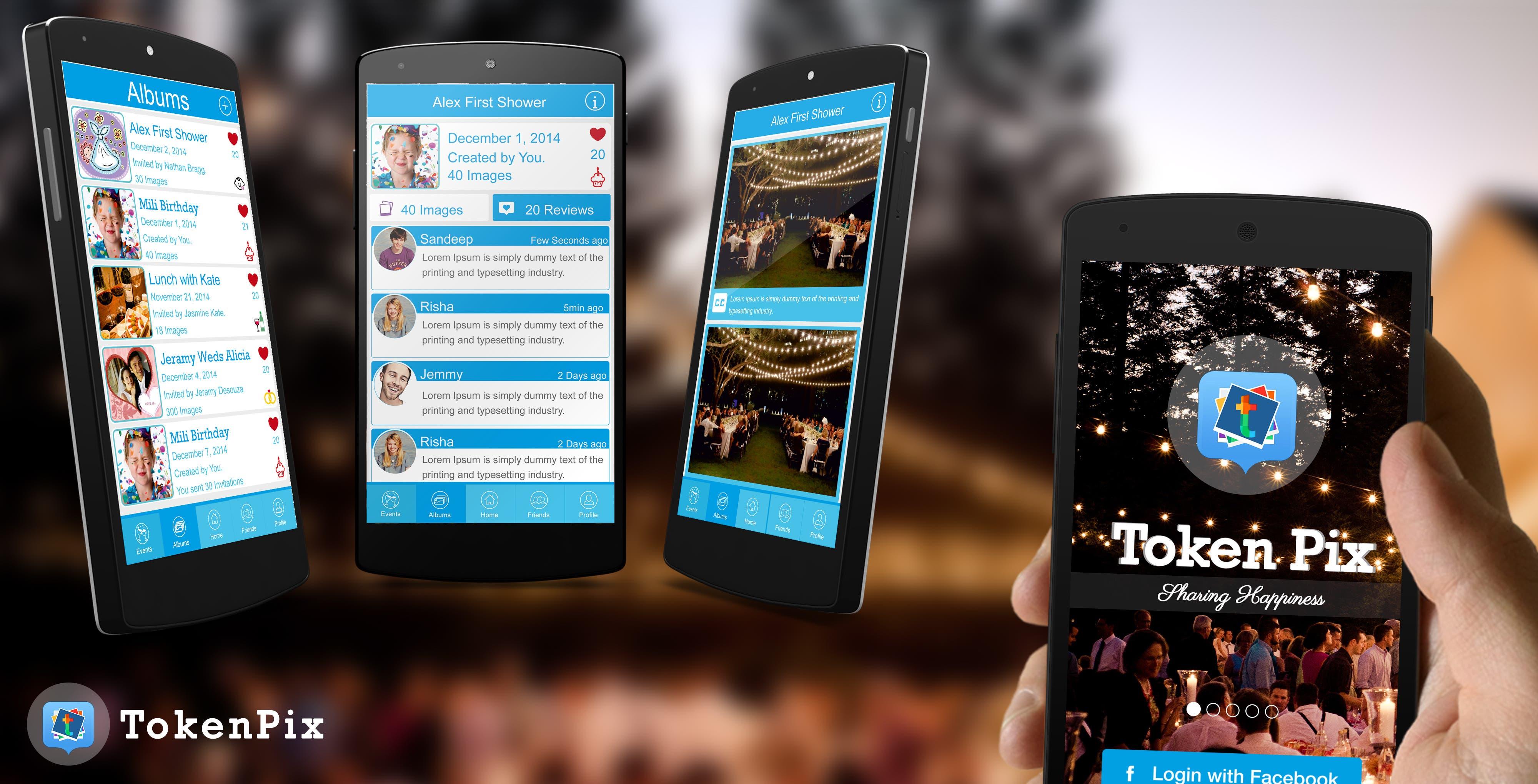 TokenPix App