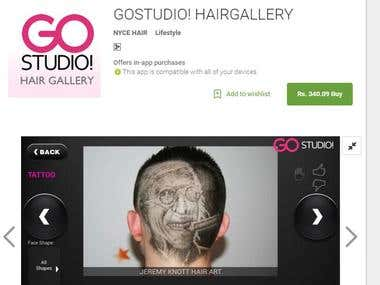 GOSTUDIO! HAIRGALLERY