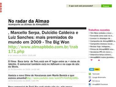 Official Site: AlmapBBDO