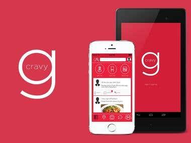 Go Cravy Restaurant App