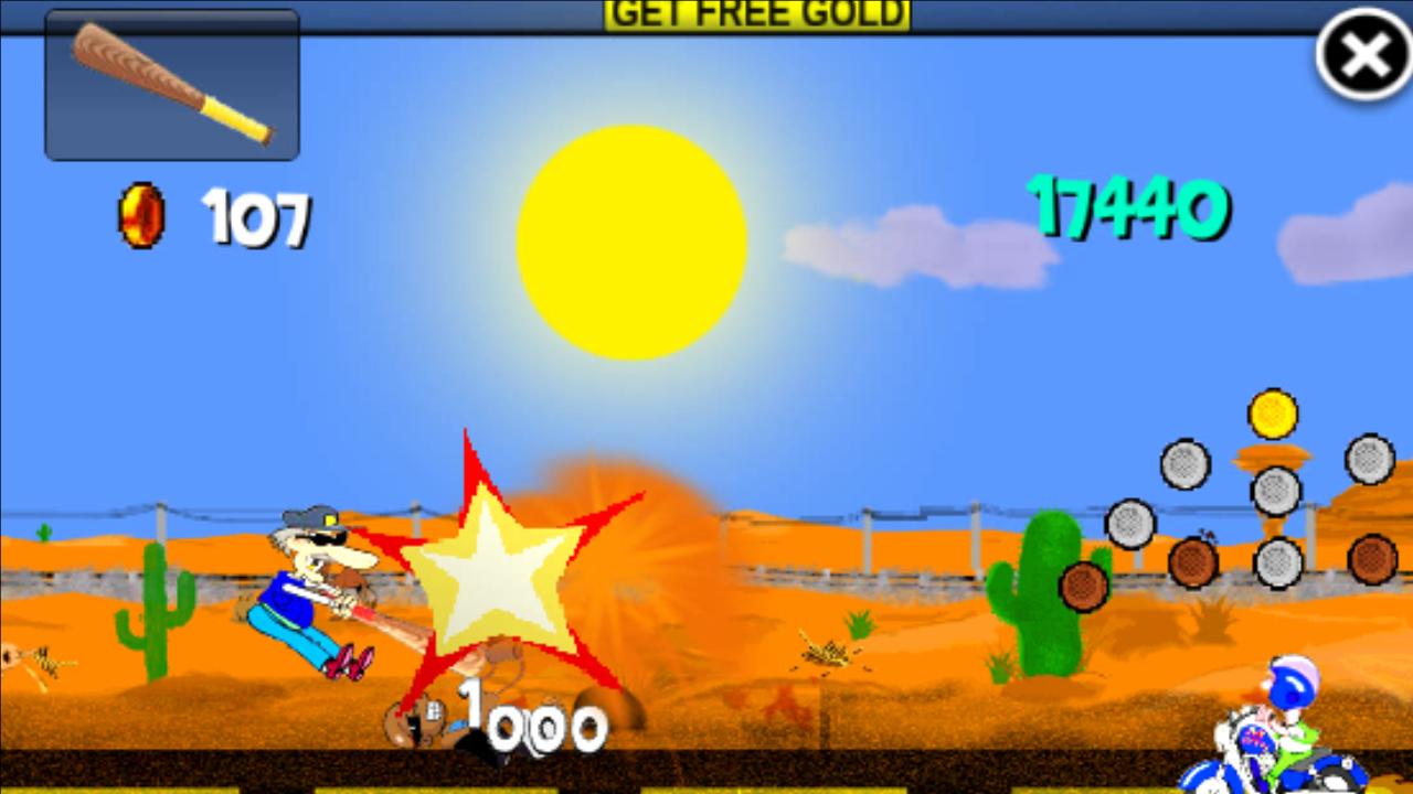 2D game Smack Yeah