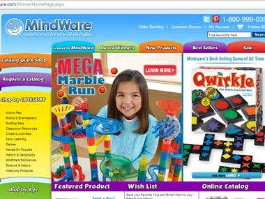 Online Educational Toys Store
