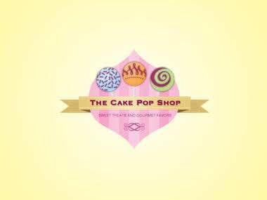 Logo for a Pastry Business