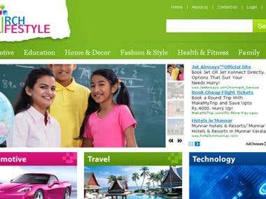 Professional Website Designs