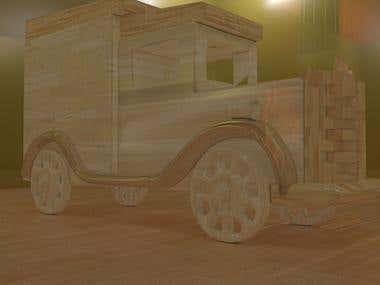 Toy Design in 3Ds Max