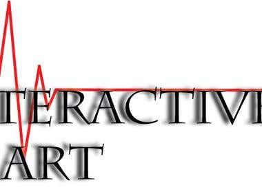 Interactive Heart Logo