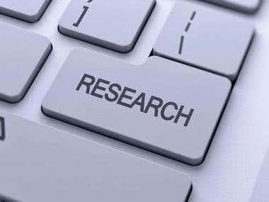 internet research Expert