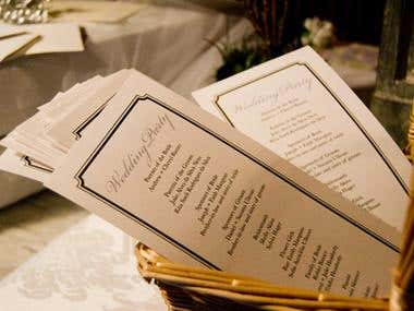 Event Photography - Wedding