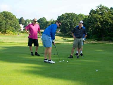 Event Photography -Golf Tournament