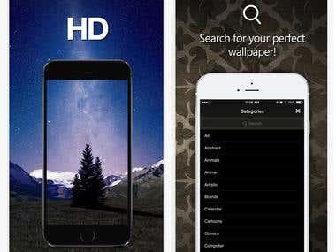 Iphone Wallpapers APP