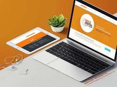 Amaze Website