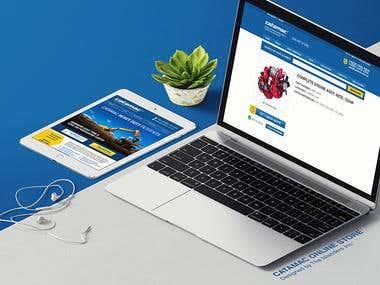 Catamac online store