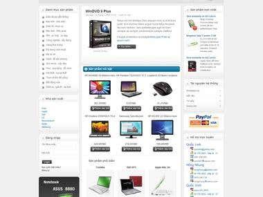 website do with joomla