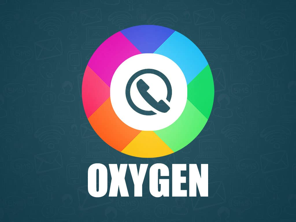 Oxygen Calling Application